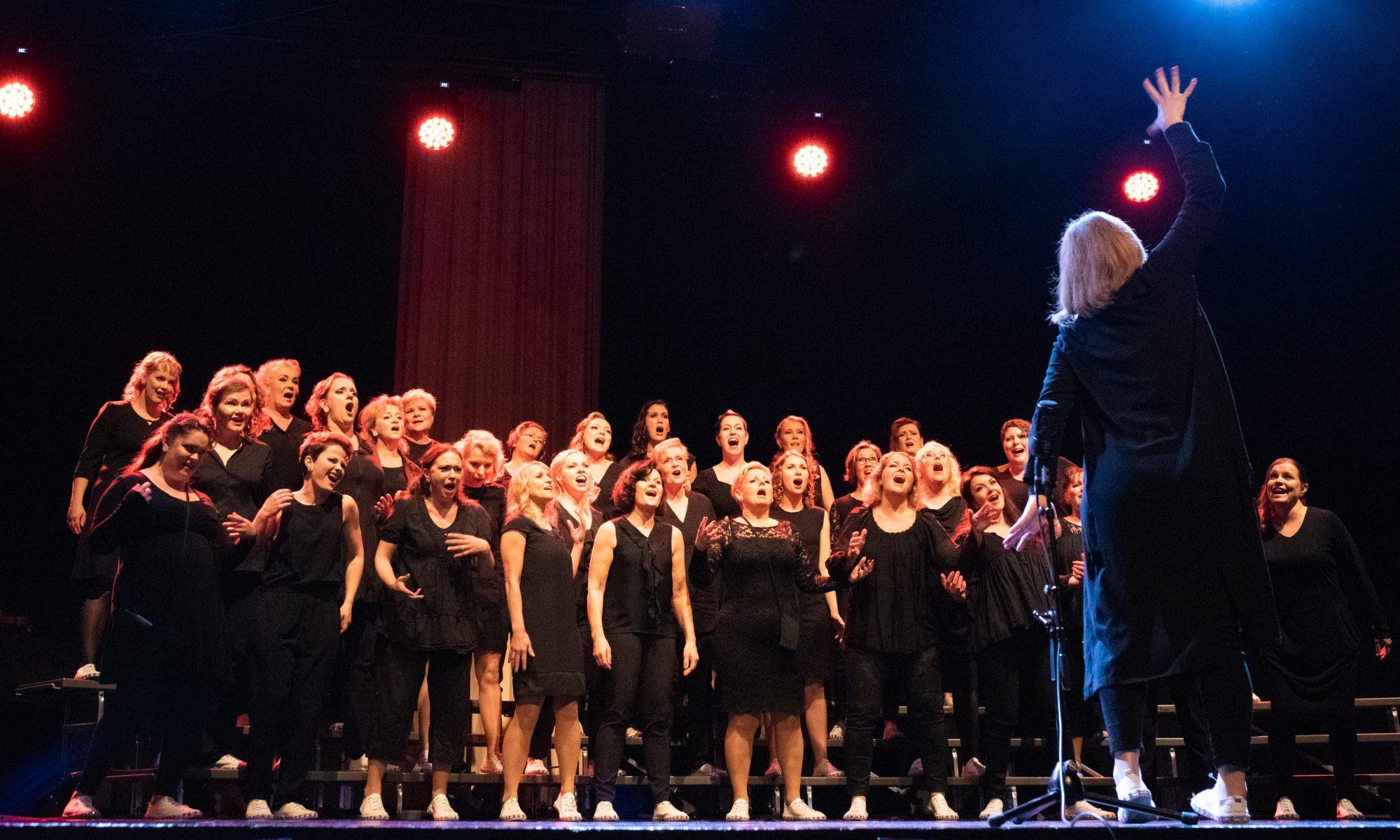 Lady Shave - Porvoo Chorus